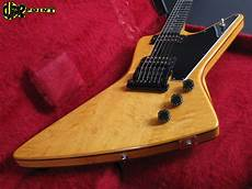 1981 Gibson Explorer E 2 Antique Vi81giexv2ant007