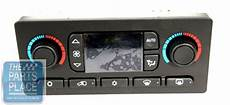 automotive air conditioning repair 2003 hummer h2 electronic throttle control 2003 2007 hummer h2 air conditioning heater control ac delco 15 73500 ebay