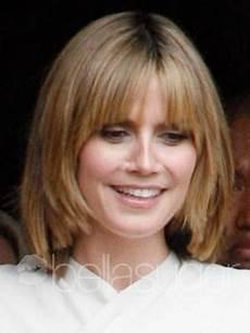 pictures of heidi klum s new bobbed haircut popsugar beauty australia