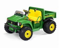 peg perego deere gator hpx ride on electric tractor