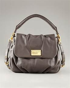 marc by marc classic q lil ukita bag in gray lyst