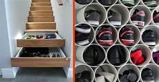 12 Tricks Schuhe Zu Verstauen