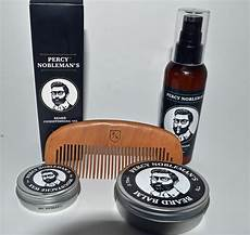 soin barbe pour homme soins 224 barbe percy nobleman test avis