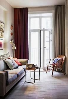 rideau design chambre les rideaux pour la salle de s 233 jour 21 id 233 es magnifiques