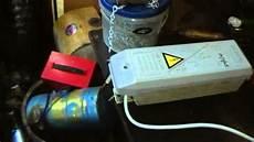 Clynton S Shed Scrap Find Neon Tansformer