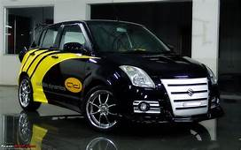 Mega Photo Gallery Of Modified Maruti Suzuki Swift