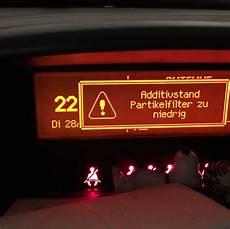Fehlermeldung Bei Peugeot 207 Wie Ernst Und Wie Beheben