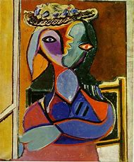 Pablo Picasso Painting Women