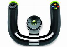 xbox 360 gets an official wireless steering wheel