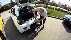 top auto opel adam system flexfix