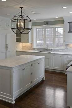 Decor Kitchen Cabinets San Jose by 30 Spectacular White Kitchens With Wood Floors