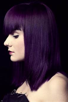 purple hair color permanent purple hair dye that is nothing of spectacular