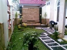 Contoh Desain Taman Belakang Rumah Minimalis 171 Klikbuzz
