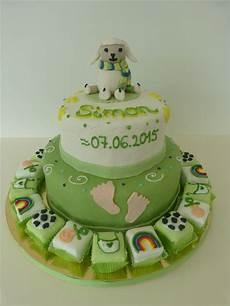 cupcakes christening cake taufkuchen tauftorte boy