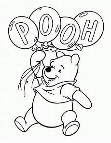 coloring pages winnie the pooh world