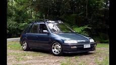 Honda Civic Kombi - a honda civic wagon tribute part 2