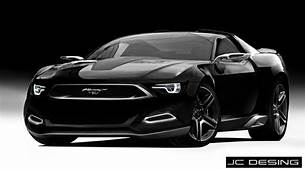 Ford Mustang Concept By Jhonconnor On DeviantArt