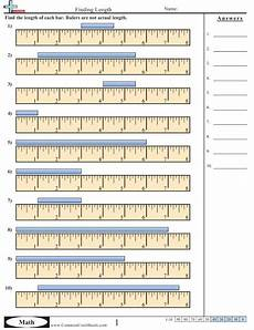 free math worksheets measurement inches 1481 measurement worksheets free commoncoresheets