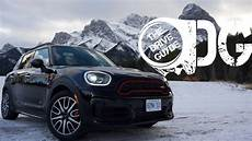 2019 mini jcw review 2019 mini jcw countryman all4 review the best driving