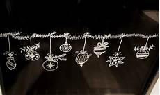 vorlagen fensterbilder weihnachten kreidestift
