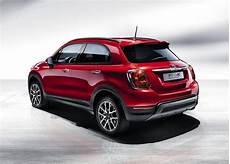 fiat 500x compact crossover officially unveiled in