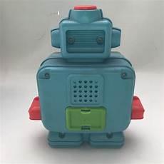 electronic bid vintage playskool 426 alphie the electronic robot with