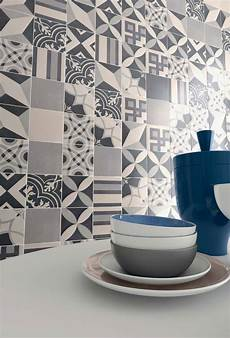 Tendance Quot Carreau De Ciment Quot On Cuisine Tile
