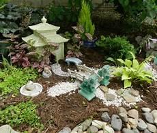 accessoires jardin japonais miniature