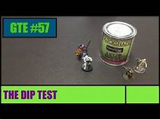 Gte 057 Quot The Dip Test Quot W The Army Painter Quickshade