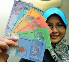 Duit Kertas Malaysia Baru Rm1 Rm5 Rm10 Rm20 Rm50 Dan