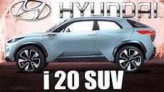 Hyundai B Suv 2017 - hyundai i20 based premium suv to launch globally next year