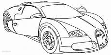 printable bugatti coloring pages for