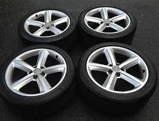 18 genuine audi a5 s line alloy wheels and tyres a6 5