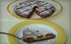 crostata al cacao con crema pasticcera crostata al cacao con crema pasticcera dolci da colazione idee alimentari e ricette