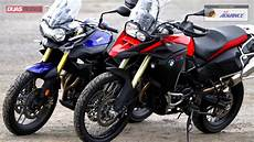 f 800 gs comparativo bmw f 800 gs adventure x triumph tiger 800