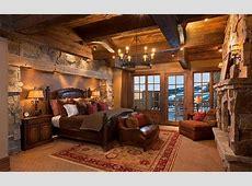 Rustic Bedrooms ? The Owner Builder Network