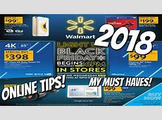 WALMART BLACK FRIDAY 2018! MY MUST HAVES & TIPS!   YouTube