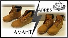 Nettoyage Timberland L Daim Nubuck L Cirages Compagnie