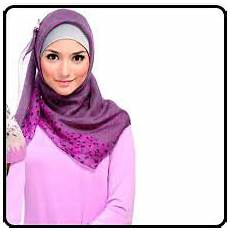 Model Jilbab El Zatta Terbaru Segi Empat