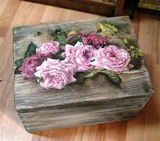 Patina On Wood And Decoupage Crosses