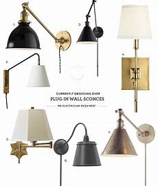 best 25 plug in wall sconce ideas on pinterest plug in wall l modern sconces and swing