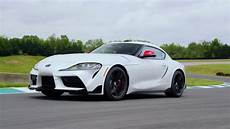 Driving The 2020 Toyota Gr Supra Launch Edition Absolute