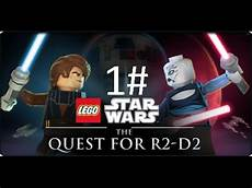 let s play lego wars quest for r2 d2 episode 1