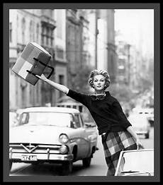 Photographer Helmut Newton 1959 High Low Vintage High