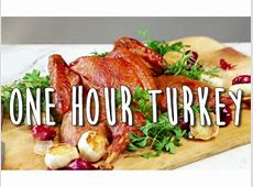 unstuffed turkey minutes per pound