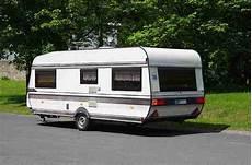 hobby prestige typ 545 mit vorzelt und neuem wohnwagen