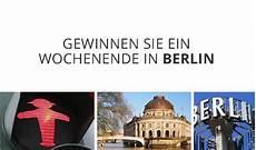 Ein Wochenende In Berlin Gewinnen 187 Wettbewerbe365 Ch