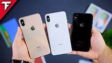 iphone xs max alle farben das besondere unboxing