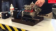1 6 v8 offroad drag rc engine
