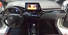Pics Toyota C Hr Compact Crossover Team Bhp